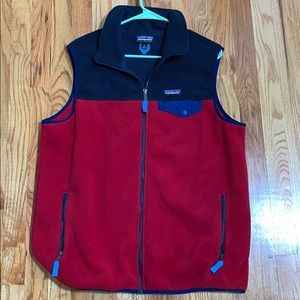 Men's Patagonia Synchilla Fleese Vest